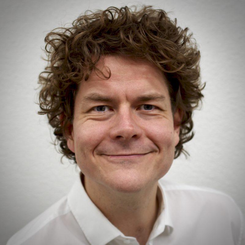 Christian Stück, Gemeinderat,  IT-Unternehmer